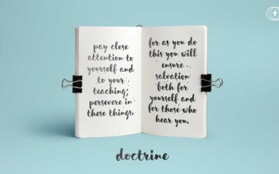 What is doctrine?