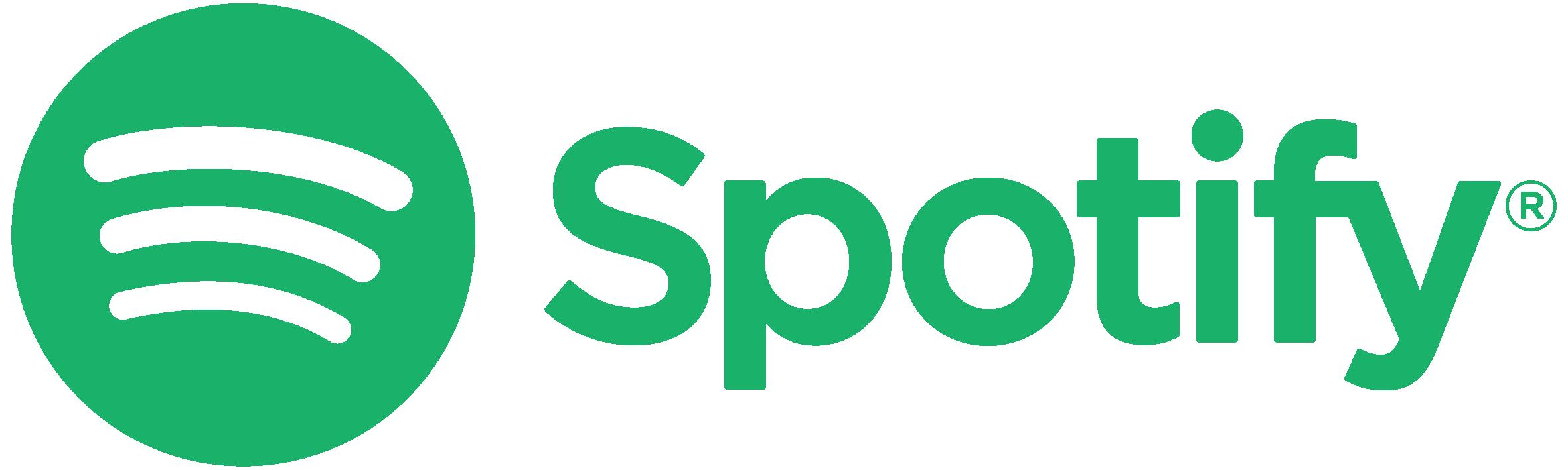 Spotify Logo CMYK Green
